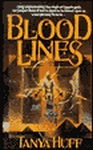'Bloodlines' - Tanya Huff