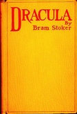Original edition of Dracula